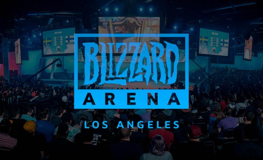 Blizzard abre una nueva arena de eSports en Los Angeles